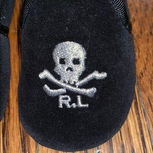 Ralph Lauren Shoes - Ralph Lauren baby boy ash loafer